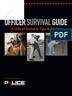 Police Magazine Officer Survival Guide