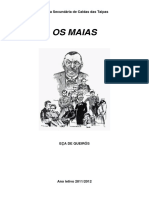 «Os Maias» - Guia