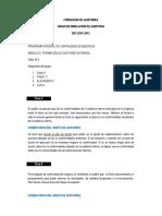Juego de Simulacion de Auditoria - Taller 3 Grupo 1