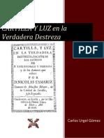 Cartilla y Luz en La Verdadera Destreza - Nicolas Tamariz