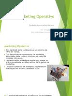 Marketing Operativo y Mix