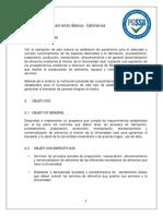 Manual Saneamiento Cafeterías 2012