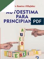 Autoestima Para Principiantes Medilibros.com