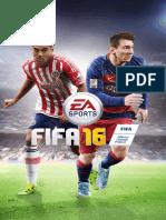 Fifa-16-Manual Sony PlayStation 4 Mex