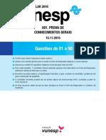 Unesp-2016-Caderno Unesp2016 Vers1 1fase