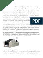 Imprentas En Jaén
