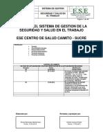 Manual Del SG-SST