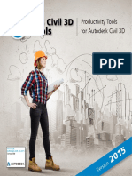 CGS Civil 3D Tools 2015 Brochure ENG Square