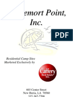 Cypremort Point Packet