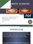 Blanqueamiento Dental en Dientes No Vitales