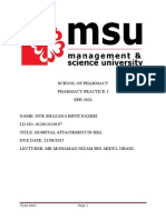 PHARMACY PRACTICE 3 (REPORT).docx