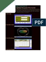 Program Minimarket Dengan Visual Foxpro