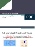 1.4 Diffraction