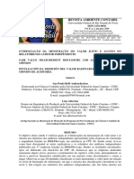 EVIDENCIAÇÃO DA MENSURAÇÃO DO VALOR JUSTO E ALUSÃO NO RELATÓRIO DO AUDITOR INDEPENDENTE