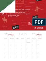 Kalender Alfatih Studios 2016