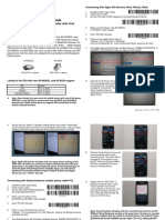 QuickReferenceGuide ConnectAS 8020CL&as 8520withSmartDeviceV5