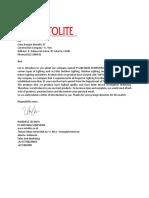 Artolite Company Introduction