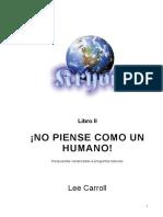 Kryon-2 No Pienses Como Un Humano
