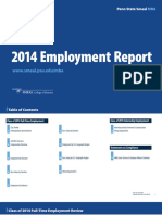 2014 Smeal Mba Employment Report