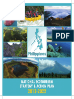 National Ecotourism Strategy and Action Plan 2013-2022