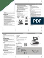 TM Manual Vaporezza