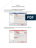 Modul Java Simpan Data