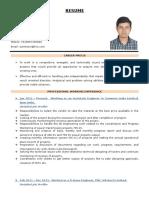 Sumit CV - Copy
