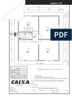 MMV - Planta Baixa de Arquitetura