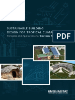 Sustainable Building Design for Tropical Climates