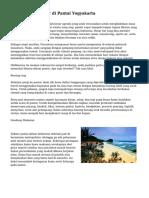 Tips Liburan Super di Pantai Yogyakarta