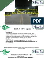 PRIMOTECH - Safety Health & Savings
