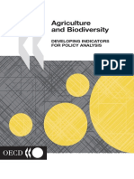 Agriculture and Biodiversity