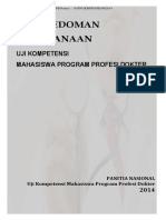 Buku Pedoman Pelaksanaan UKMPPD - PNUKMPPD 2014 Bagian I II