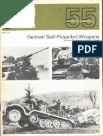 055 - AFV Weapons Profile - German Self-Propelled Weapons