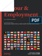 Labour Employment 2015 Indonesia