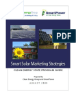 Study on Smart Solar Marketing Strategies