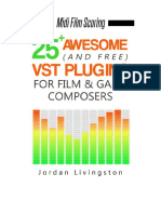 Free VST Plugins eBook