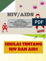 Pkpr Hiv Aids