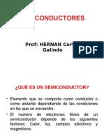 ML831 ANALISIS Y DISEÑO DE CIRCUITOS ELECTRÓNICOS. Semiconductor Intrinseco y Extrinseco - 2010 UNI FIM