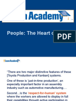 People-The Heart of Lean