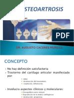 Clases de Osteoartrosis