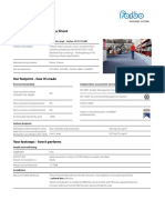 Forbo Acoustic Vinyl Environmental Datasheet Aug 2015 UK