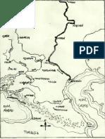 Mapa Zona Oper. Caucaso