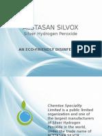 ALSTASAN SILVOX- A Brief Introduction