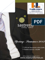 Rolan Hosteleria Spring Summer 2012 Precios