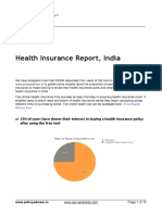 health insurance research report 2015-16