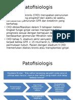 Patofisiologis CKD