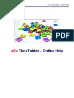 Asc Substitutions en P2