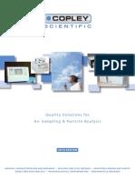 Air Sampling Brochure