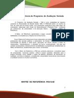 MATRIZ DE REFERENCIA PAS 2° ETAPA